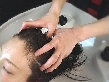 グランシア(Glan Cia)の写真/Glan Cia【グランシア】のヘッドスパは日頃お疲れのあなたの心も頭皮も癒されます♪お得スパクーポン有