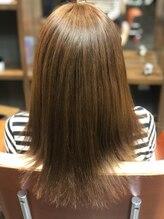 ヘアーデザイン サヴロ(HAIR DESIGN SAVRO)仕上げはアイロン不使用!自然な仕上がり髪質改善♪