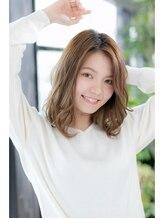 エヌアンドエーコンティ(N&A CONTi)☆鎖骨ミディアム×パーマスタイル☆
