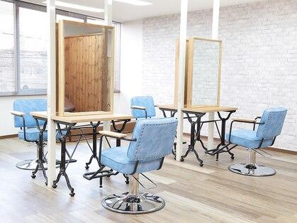 ヘアー デザイン アトリエ ニゴ(hair desing atelier 25)の写真