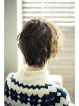 ヘアカラーカフェ 霞ヶ関店(HAIR COLOR CAFE)今年の秋は少しパープルをMIX!