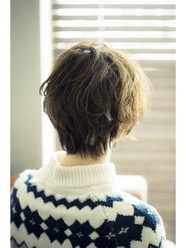 ヘアカラーカフェ 霞ヶ関店(HAIR COLOR CAFE)透明感!アッシュベージュ♪