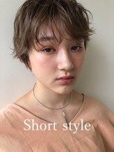ネルバイグリーン(Nelle by green)Short snap