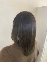 ラヴィールアーム(Ravir ame)髪の毛に潤いを☆髪質改善(酸熱)トリートメント