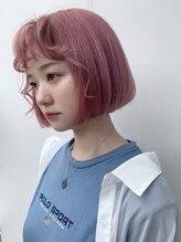 バド(Bud)sheer pink bob ◎