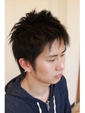 髪家好印象☆キレイめ黒髪ヘア