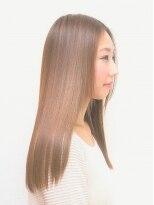 ヘアーサロン テイル リバー(Hair Salon Tail River)手触り抜群のサラサラ艶ストレート☆