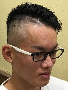 ラ プラース ヤマザキの写真/第一印象は見た目の清潔感。デキルオトコのビジネスヘアをご提案!オン・オフの切り替えで印象UP!