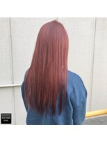 ヘアメイクミワ(HAIR+MAKE MIWA) cherry pink