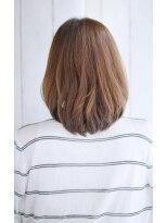 シュシュット(chouchoute)美髪デジタルパーマ/バレイヤージュノーブル/クラシカルロブ/736