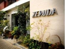 ゼルダ 新町本店(ZERUDA)の雰囲気(通り沿いでアクセス◎!!緑に囲まれた落ち着いた空間♪)