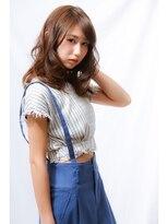 ミンクス ギンザ(MINX ginza)篠原涼子さん風!人気!ヘルシーロングスタイル