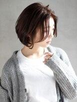 クィーンズガーデンバイケーツーギンザ(QUEEN'S GARDEN by K two GINZA)[K-two銀座]乾かして決まる!小顔センシュアルショート/美髪