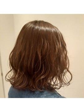 ソイル ヘアー(soil hair)ボブアレンジ