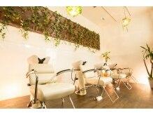 ヘアアンドビューティ ガーデン ベルモール店(HAIR AND BEAUTY GARDEN)の雰囲気(   【シャンプースペース】)