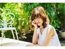 人気NO2☆彡「カット&潤い艶カラー4300円」