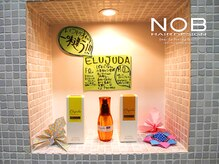 NOB hairdesign 杉田店