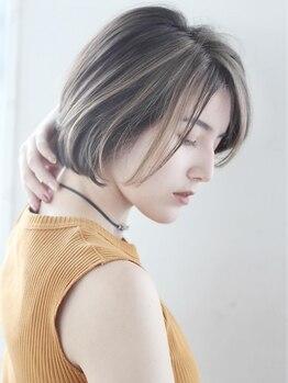 モッズヘア 金沢店(mod's hair)の写真/発色&色持ちが抜群!あなたの髪に立体感と存在感をもたらす、mod's hairの巧みなカラー技術