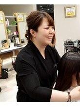 アトリエはるか 京急川崎店(HAIR DRESSER by アトリエはるか)いしだ ともこ