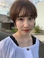 ブームワサダ(BOOM WASADA)【大分】似合わせショートヘア 小顔ショート 似合わせショート