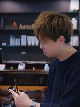 アルテ ヘア(Arte hair)澤田 昂宏
