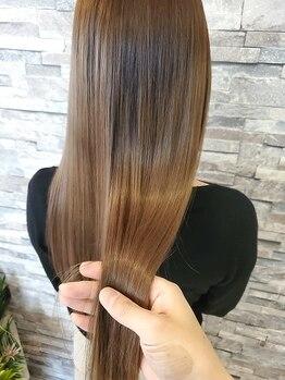 アートビー(Art-Bee)の写真/本気の髪質改善を求めている方に―。髪質改善サロンによるプロの知識と本格ケアで、憧れのうる艶髪へ♪