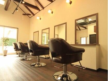 ヘアーサロン ハイブリッジ(hair salon high bridge)の写真