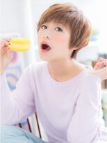 【macaron】 フワフワァッ♪ macaronショート☆☆☆