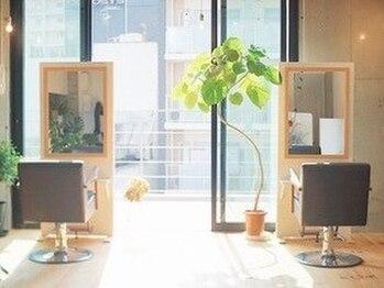 """ハイジア(hygea)の写真/気軽に通えて『アトリエ』のようなプライベート空間☆上質な""""技術"""" """"空間""""にもこだわった美容室☆"""