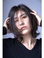 フラココ 神楽坂(hurakoko kagurazaka)【モテ髪ヘアカタログ】【ボブルフ】外ハネエアリーレイヤー♪