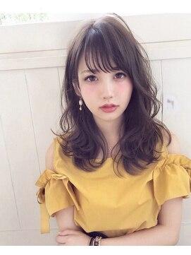 リベルタ(Liberta hair design)ゆるふわほつれウェーブ