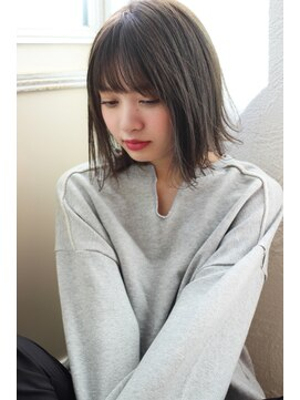 アンアミ オモテサンドウ(Un ami omotesando)【Un ami】《増永剛大》10代~40代まで好評/愛され外ハネボブ☆