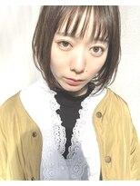 モッズヘア 仙台PARCO店(mod's hair)【奥山】★ミニマムなボブ★