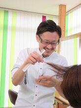 ヘアースペーストワ(Hair Space 108)阿部 正樹