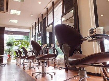 ヘアルーム モア(hair room More)の写真