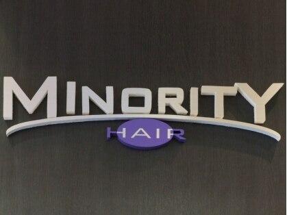 ヘアー マイノリティー(HAIR MINORITY)の写真