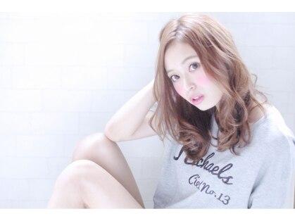 ヘアージュエル ファムファタール(HAIR JEWEL Femme Fatale)の写真