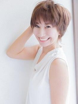 アージュ 三鷹店(Age)の写真/《三鷹NEWOPEN》Care&Color☆多彩なカラーデザインをご提案!Ageが選ぶ厳選オーガニックカラーで艶髪に!