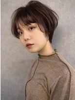 イトシテ【 マニッシュショート × パーマ 】浅野美紀