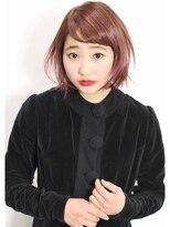シネマダイカンヤマ(CINEMA daikanyama)CiNEMA retro collection  ピンク40's