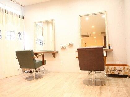 ヘアーサロン フォー ハピネス(hair salon for happiness)の写真
