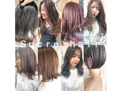 シュクルヘアー(Sucre Hair)の写真