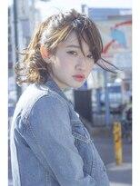 アミィヘアー(Ami Hair)簡単ラフポニーアレンジ♪
