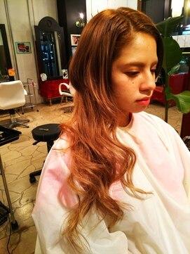 デュース ヘアーメイクス(DEUCE Hair Makes)シールエクステ グラデーションカラー