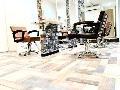 アグ ヘアー ラポール 磐田店(Agu hair rapport)の写真