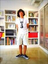 ブックヘアーメイク(book hair make)東村 賢一