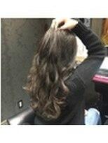 ルーチェ ヘアーデザイン(Luce Hair design)暗いけど透明感!欲張り女子必見カラー♪