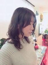 ティアラバイギャロ(Tiara by GyaLo)ゆるふわパーマ