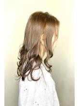 ワンヘアー(ONE HAIR)春ふわ透明感カラー