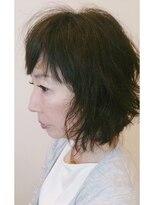 ファルコヘア 立川店(FALCO hair)くせ毛でウェーブヘア
